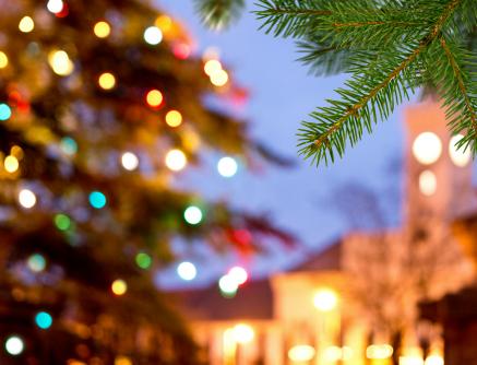 Candlelight Christmas Tour Dinner : The Table Restaurant