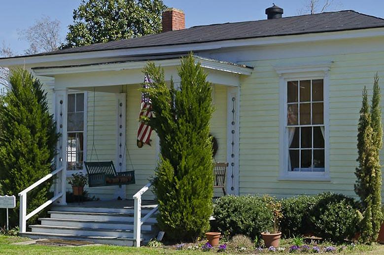 The Tillie Bond Cottage