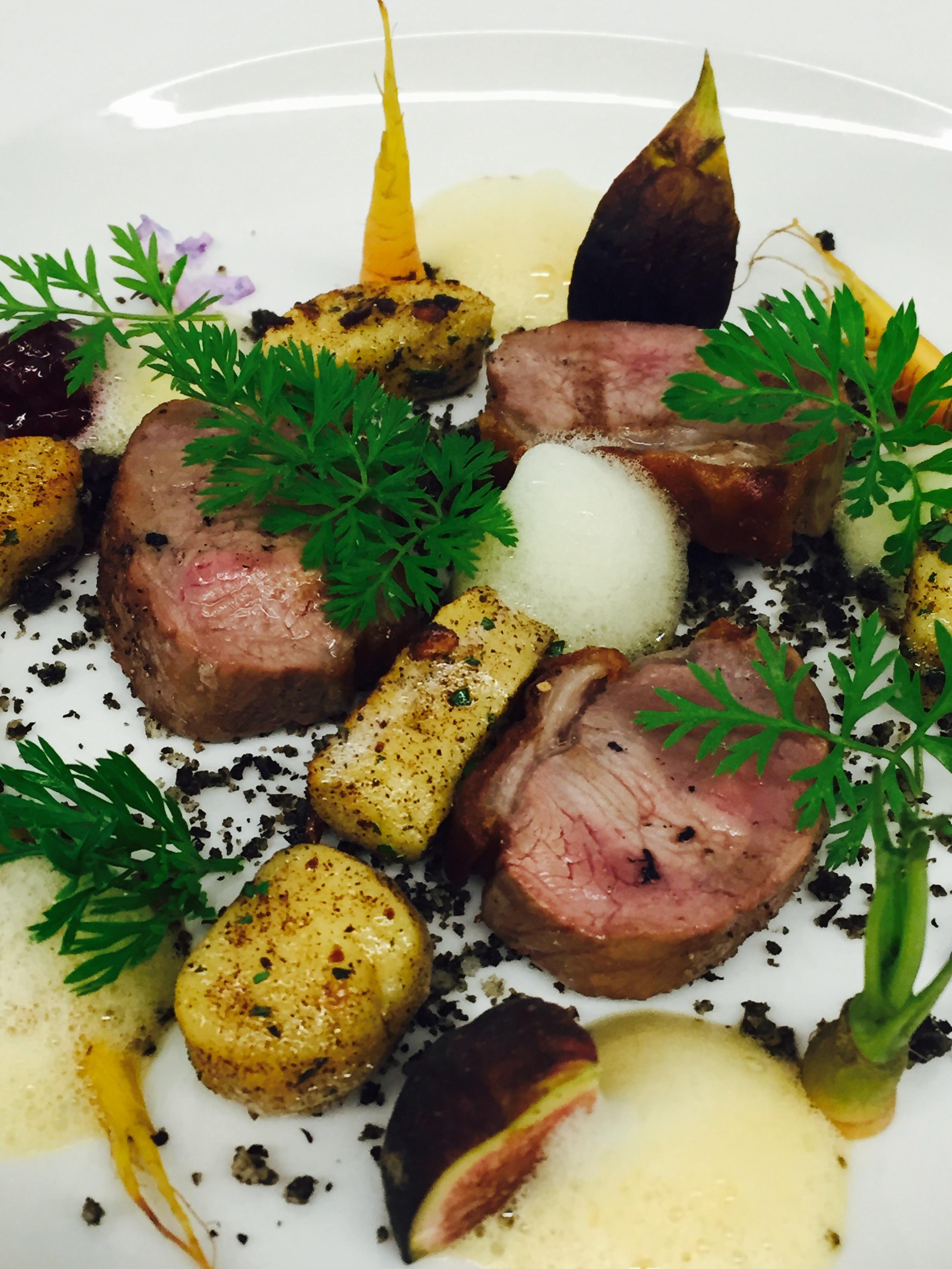 Edenton NC Restaurants - locally sourced ingredients.