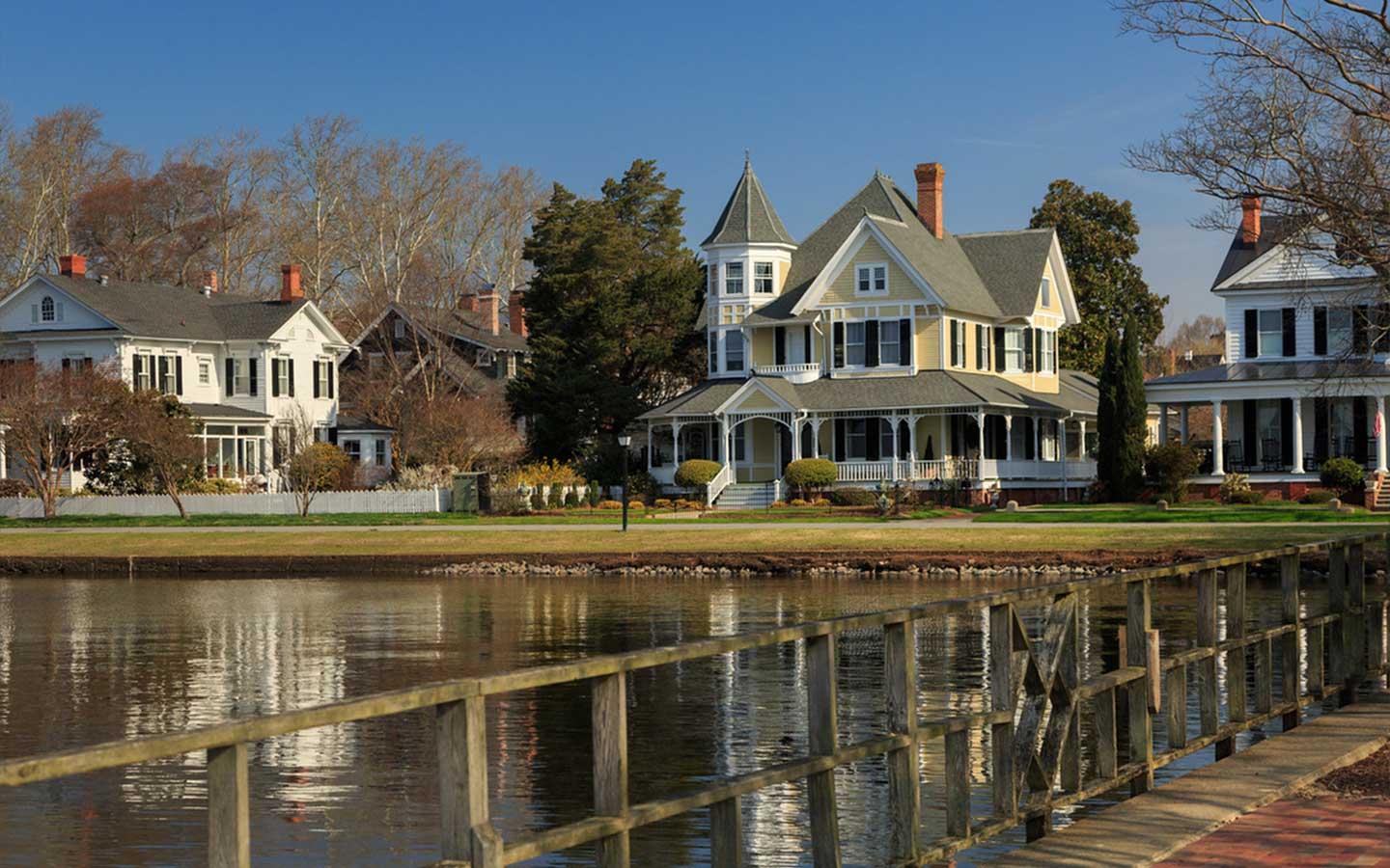 Top North Carolina Attractions Historic Edenton Bay
