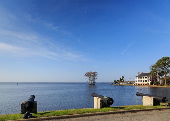 Top-North-Carolina-Attractions-Albemarle-Sound