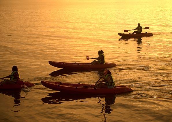 Top-North-Carolina-Attractions-canoes