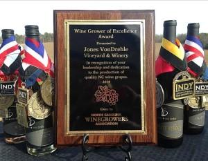 Jones von Drehle Wine