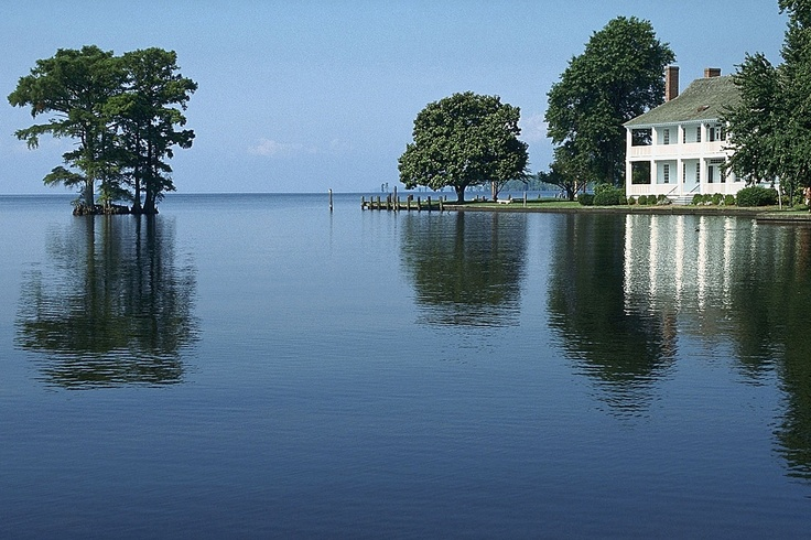 Visit the Barker House in Edenton NC