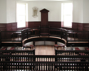 Take a Tour of the Chowan County Courthouse