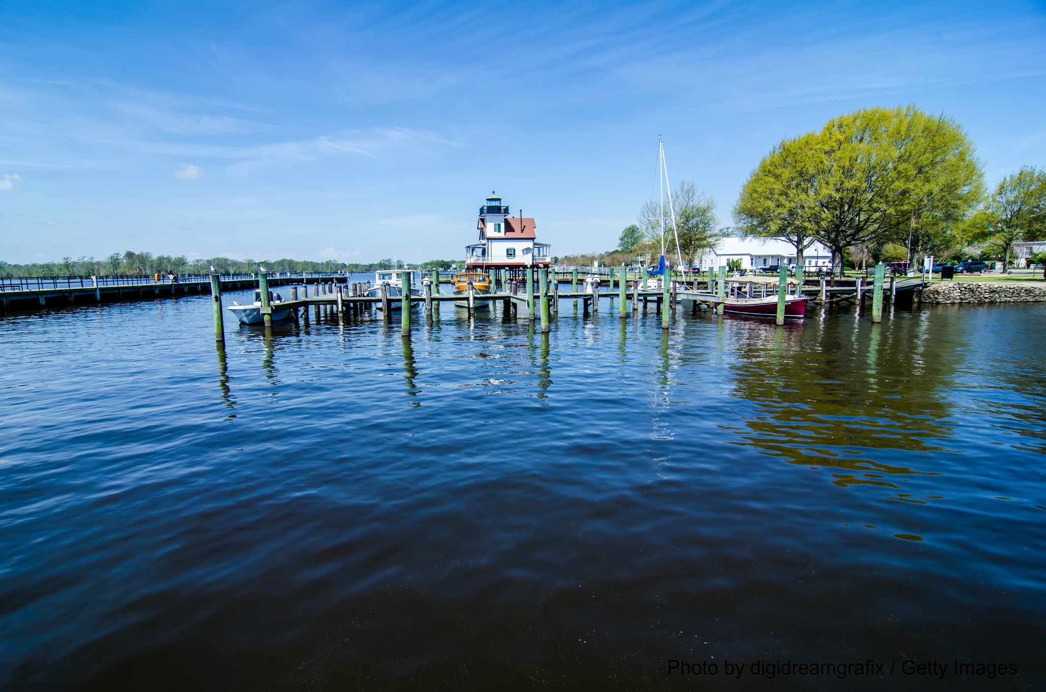 Edenton NC is one of the best North Carolina coastal towns