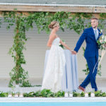 Weddings in North Carolina, bride and groom