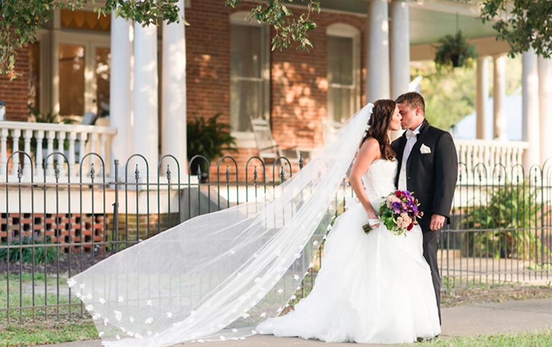 Edenton Weddings at the Inner Banks Inn